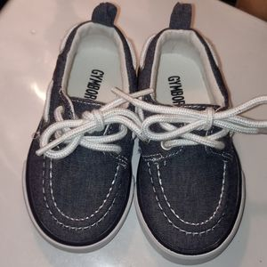 NWOT Gymboree Toddler Boys Boat Shoes